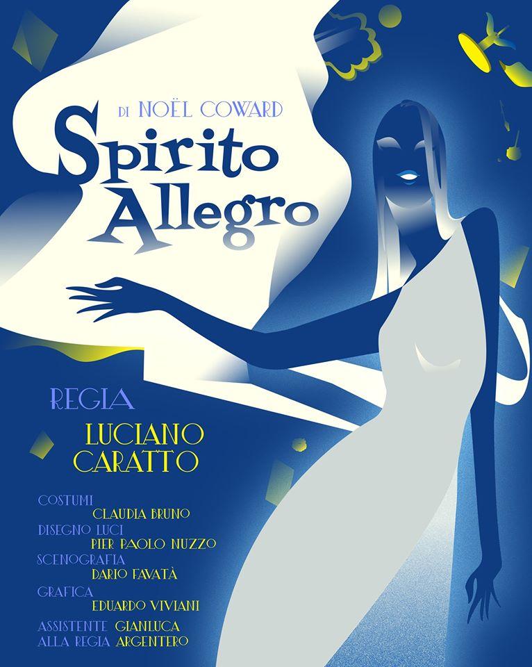 Sabato 1 Febbraio 2020 ore 21.00 - Spirito Allegro